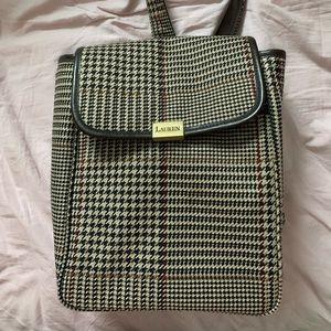 Vintage Lauren Ralph Lauren 1 Strap Backpack